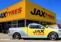 JAX Tyres in the Gold Coast - Tyre Shop For...Business For Sale