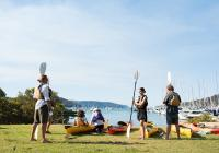 Pittwater's Premiere Kayak & SUP Hire Sales...Business For Sale