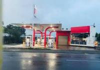 Independent Service Station branding by Liberty