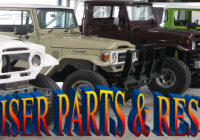 Landcruiser Parts - Original Parts & Vehicle...Business For Sale