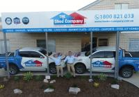 $10K - THE Shed Company Townsville For Sale...Business For Sale