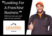 NEW Franchise – Leading Building & Pest I...Business For Sale