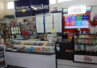 COUNTRY BUSINESS/NEWSAGENCY FOR SALE PLUS FREEHOLD