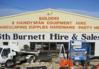 South Burnett Hire and SalesBusiness For Sale