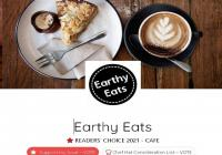 Healthy, Award Winning & Profitable Earthy Eats Cafe, t/o $560K+...