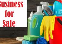 Busy Domestic & Commercial Cleaning business Hervey Bay SS