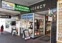 Newsagency Lotto Gifts Art Supplies $135,000...Business For Sale