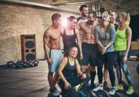 21019 Established Boot Camp GymBusiness For Sale