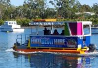 Long established river cruise and on board entertainment business...