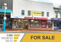 ONLY NEWSAGENT & LOTTO IN BURNIE CBD - ideal...Business For Sale