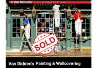 PAINTING AND WALLPAPERING - Supply, install,...Business For Sale