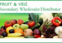 FRUIT & VEG WHOLESALERS - WITH LEASED REFRIGERATED...Business For Sale