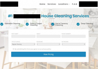 Fantastic Online Domestic Cleaning Business...Business For Sale