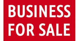 Latest Business For Sale