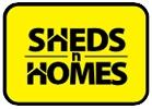 Logo: Sheds n Homes