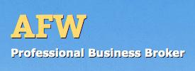 Logo: AFW Professional Business Brokers