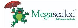 Logo: Megasealed Bathrooms and Balconies
