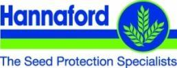 Logo: Hannaford - The Seed Protection Specialists