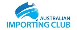 Logo: Importing Club of Australia