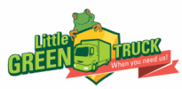 Logo: Little Green Truck
