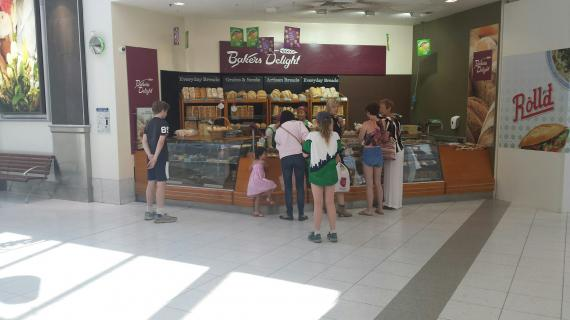 Long Established Successful Bakery in Prime Shopping Centre