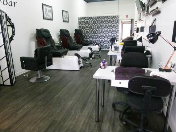 Polished nails beauty lounge townsville for sale in