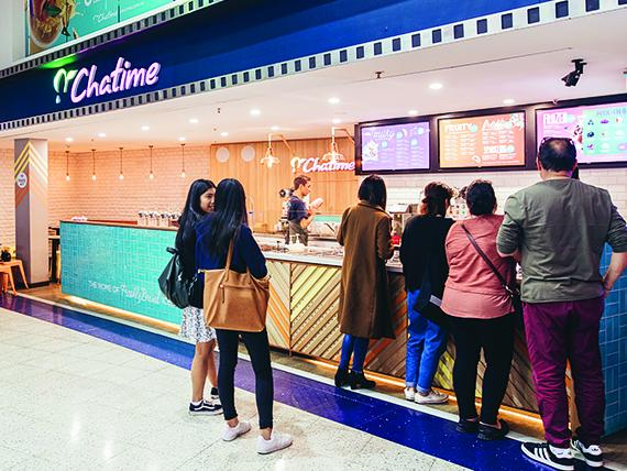 Chatime melbourne central