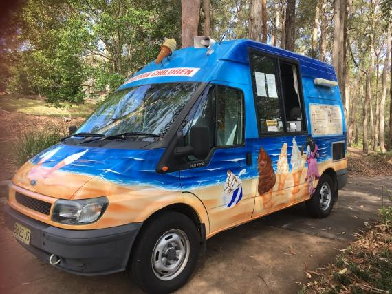 Ice Cream Trucks For Sale >> Well Established Soft Serve Ice Cream Truck For Sale For Sale In Nsw