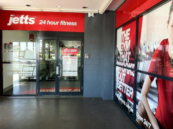 Dreamed of owning your own gym jetts ashgrove for sale