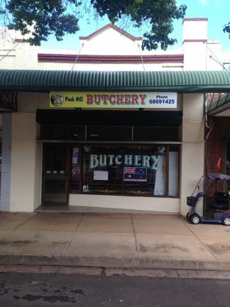 Peak Hill Butchery- Business for Sale + all equipment image 1
