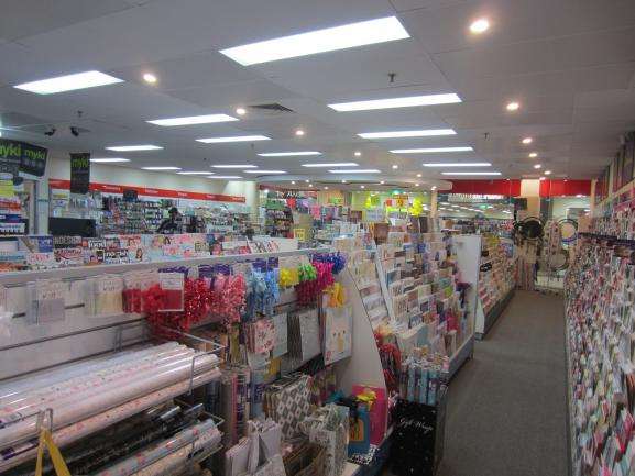 Busy LPO/Card&Gift/Newsagent in large shopping centre image 3