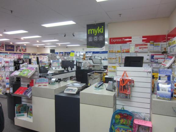 Busy LPO/Card&Gift/Newsagent in large shopping centre image 4