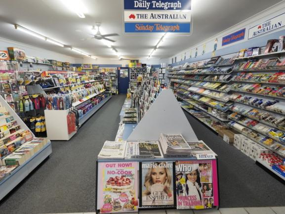 Newsagency Lottery Sports Toys Gifts and More Massive Lotto Turnover $1.78 Million image 2