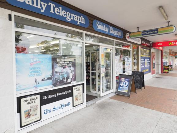 Newsagency Lottery Sports Toys Gifts and More Massive Lotto Turnover $1.78 Million image 4