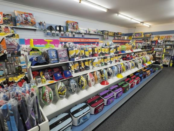 Newsagency Lottery Sports Toys Gifts and More Massive Lotto Turnover $1.78 Million image 1