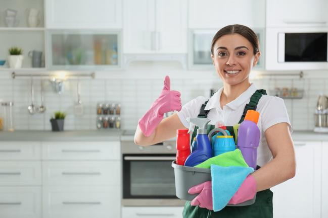 21127 Commercial and Domestic Cleaning Services image 1