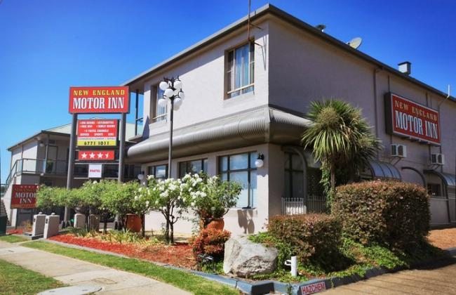 19 Room inner city leasehold motel in the NSW city of Armidale is offered for sale. image 1