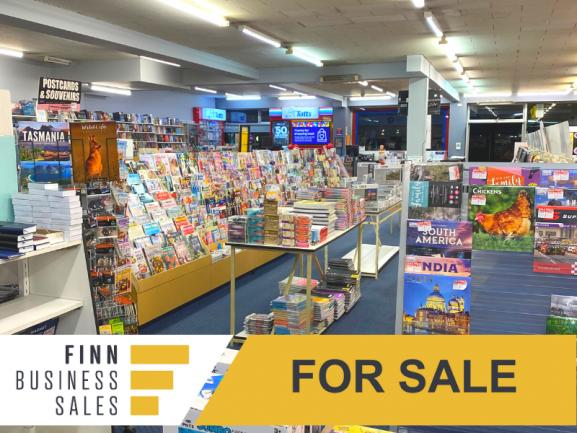 ONLY NEWSAGENT & LOTTO IN BURNIE CBD - ideal for working couple image 2