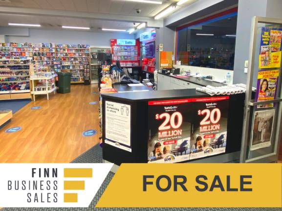 ONLY NEWSAGENT & LOTTO IN BURNIE CBD - ideal for working couple image 4