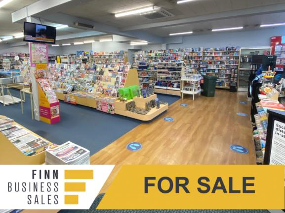 ONLY NEWSAGENT & LOTTO IN BURNIE CBD - ideal for working couple image 5