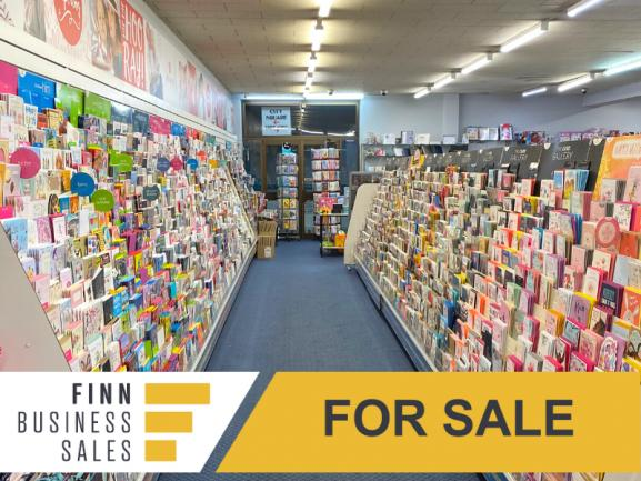 ONLY NEWSAGENT & LOTTO IN BURNIE CBD - ideal for working couple image 6