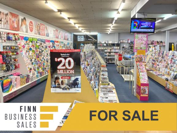 ONLY NEWSAGENT & LOTTO IN BURNIE CBD - ideal for working couple image 7