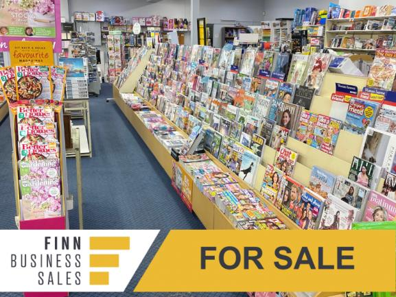 ONLY NEWSAGENT & LOTTO IN BURNIE CBD - ideal for working couple image 8