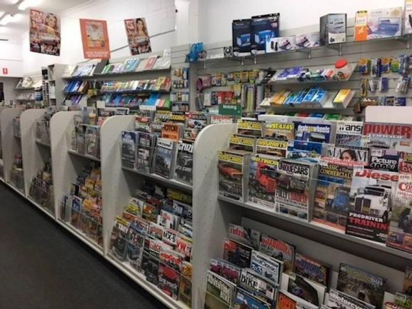 Exclusive Newsagency in the town image 3