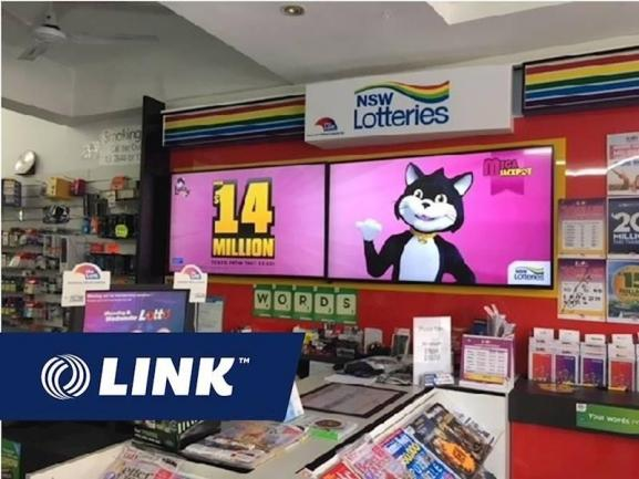 Exclusive Newsagency in the town image 1