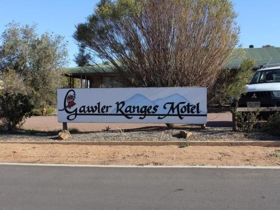 GAWLER RANGES MOTEL/CARAVAN PARK – LEASEHOLD SALE  WITH 28 UNITS image 2