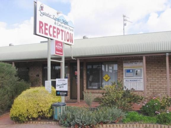 GAWLER RANGES MOTEL/CARAVAN PARK – LEASEHOLD SALE  WITH 28 UNITS image 1