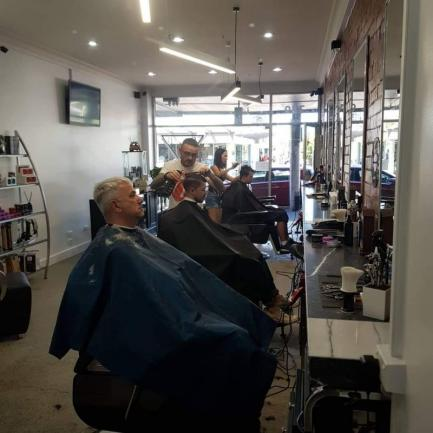 AMAZING BUY! – ESTABLISHED BARBER SHOP WITH NEAR NEW FIT-OUT image 7