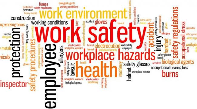 Occupational Health & Safety - home based image 2