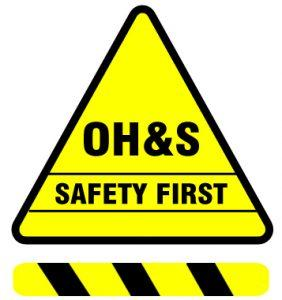 Occupational Health & Safety - home based image 4